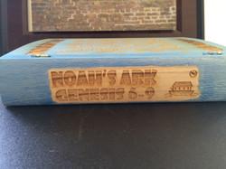 Noah's Ark Spine