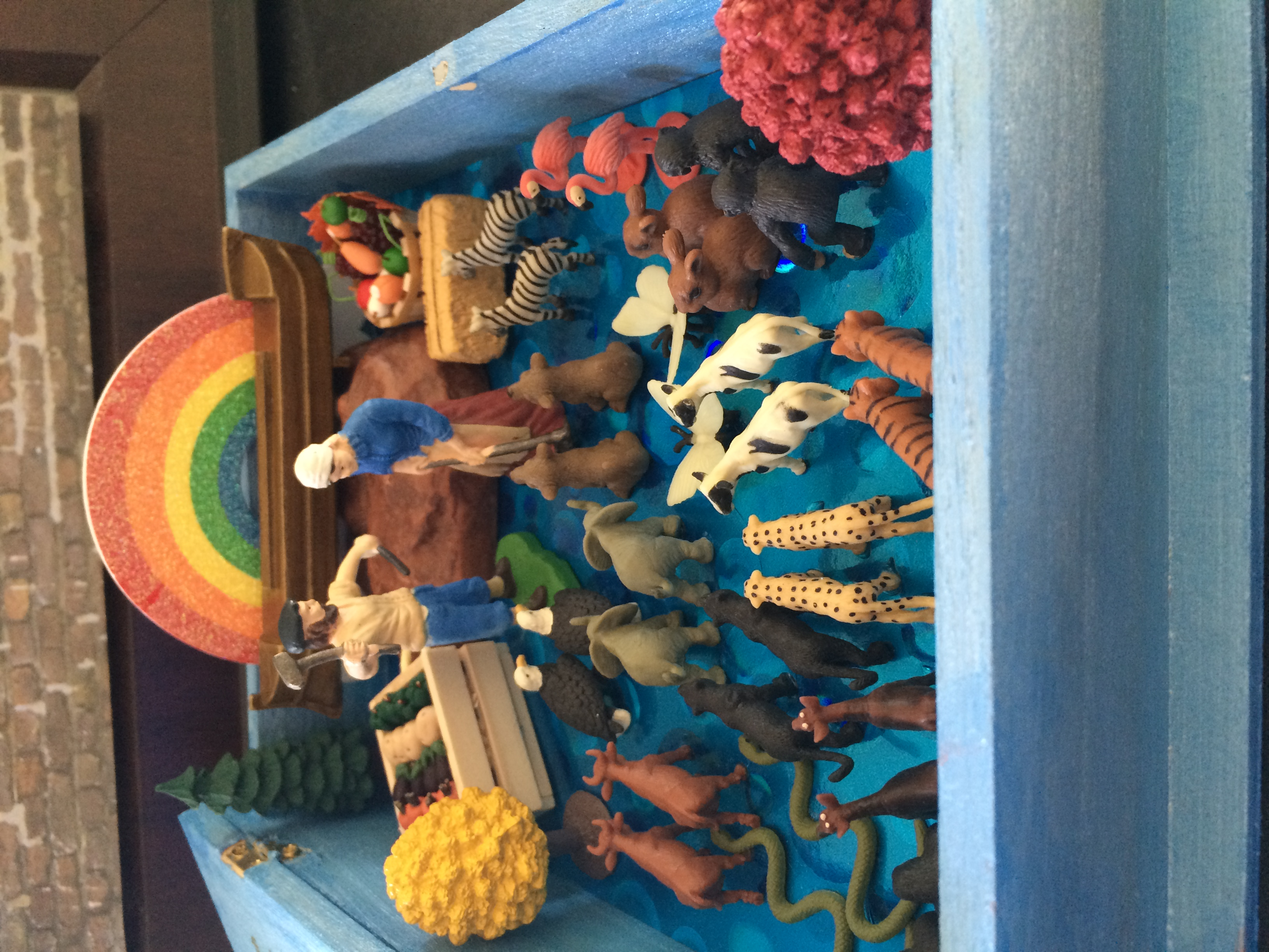 Noah's Ark Inside Picture