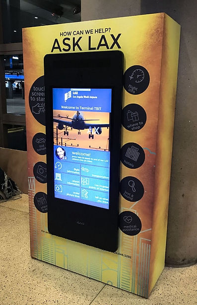 visitor-management-kiosk-LAX-airport