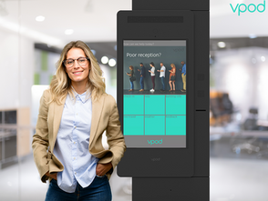 Visitor management: Should technology replace people?