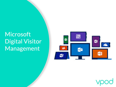 Microsoft Visitor Management wins
