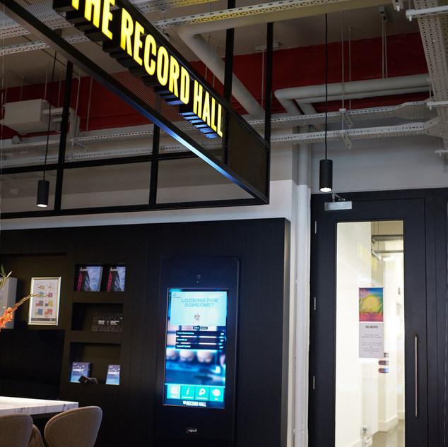 Record Hall