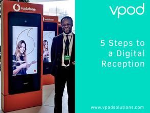 5 Steps to a Digital Reception