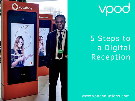 5 Steps to a Digital Reception