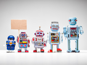 HOW ROBOTS ARE LEADING A REVOLUTION