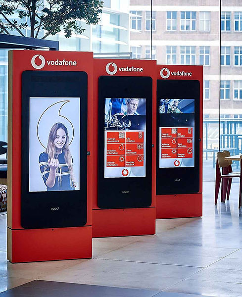 vodafone-visitor-management-dashboard