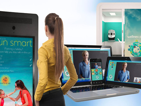 Vpod Visitor Management is revolutionising hospital and healthcare