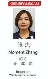 Moment Zhang