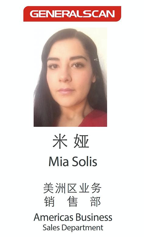 Mia Solis