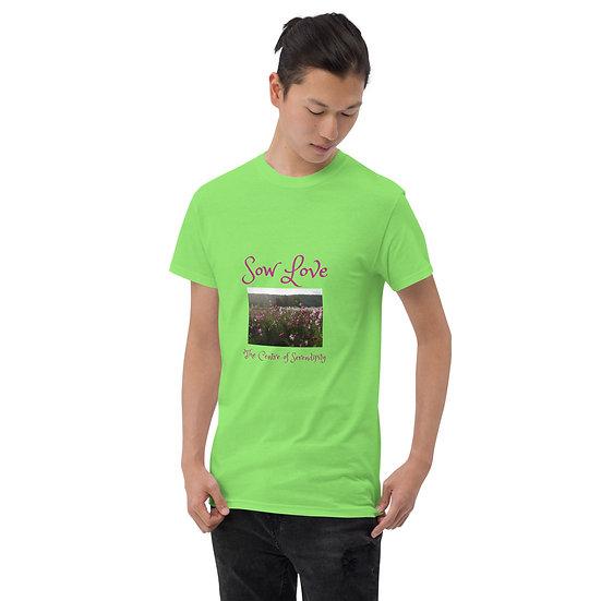 "Short Sleeve T-Shirt - ""Sow Love"""