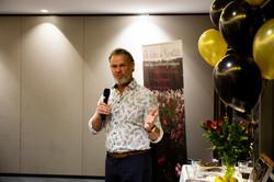 Mark guest speaker
