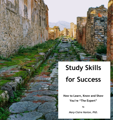 Study Skills Front Cover (c) Mary-Claire