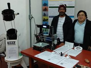 """O projeto """"Ciência 3D Impressa"""" é apresentado em Santo Antônio da Patrulha"""