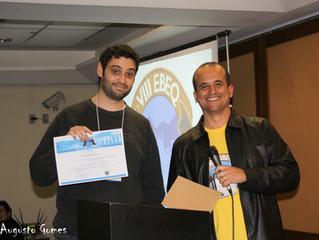 Aluno do Labsimco ganha prêmio no VIII EBEQ