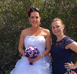 Maria Padbury Marriage Celebrant Beach Wedding