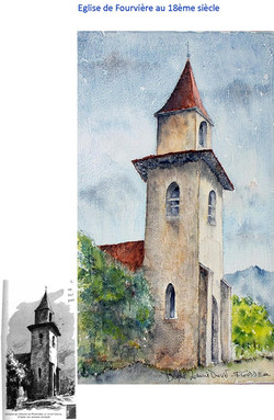 église de Fourvière