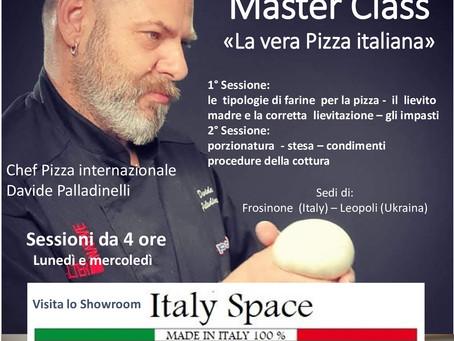 MASTER CLASS FROSINONE (ITALY) - LEOPOLI (UKRAINA)