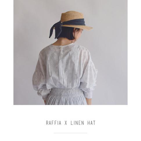 Cheer raffia x linen hat.jpg