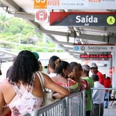 O colapso do sistema soteropolitano de transportes coletivos