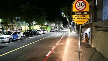 Breve análise da segurança viária em Salvador