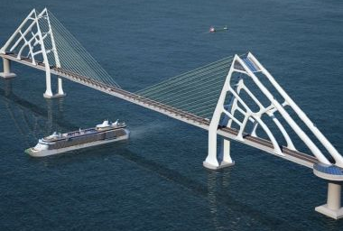 Ponte Salvador-Itaparica vai criar barreira para portos baianos
