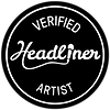 Verified Headliner Artist