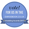 Bridebook.co.uk Wedding Awards Member