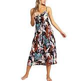 Billabong Twist It Midi Dress