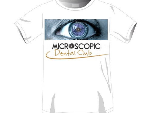 Official MDC white t shirt
