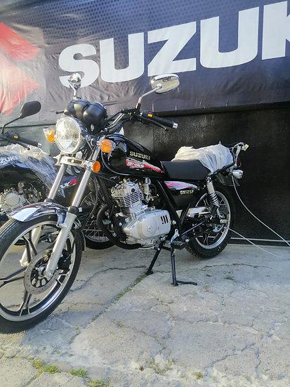 SUZUKI GN-125