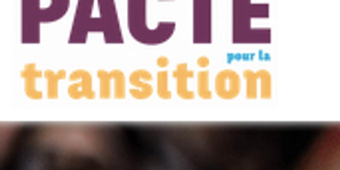 Soirée Pacte pour la Transition