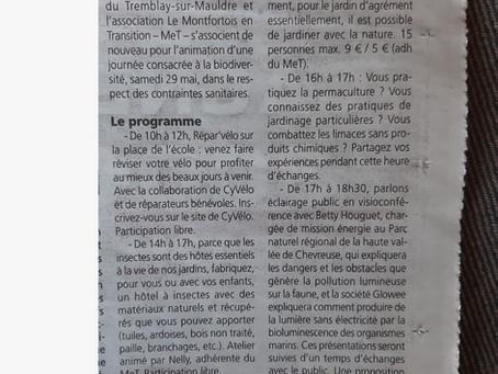 On parle du MeT dans la presse : demandez l'programme ! 🗣