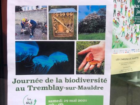 29 mai : la journée de la biodiversité au Tremblay