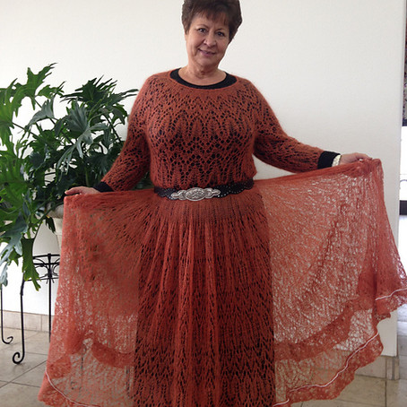 Project 47: Barbara Lace mohair suit