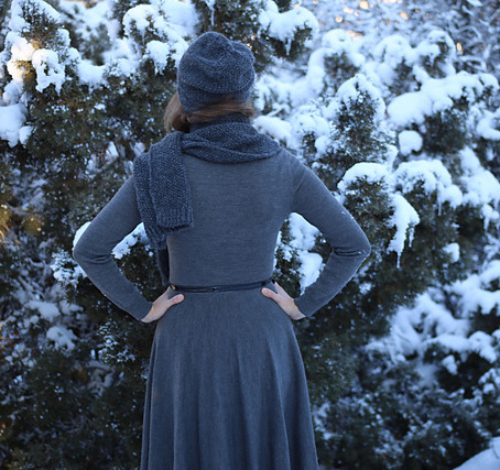 Project 64: Wavy Moss Slouchy Hats
