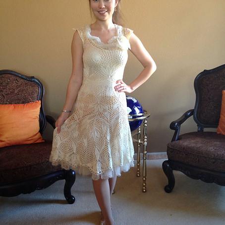 Project 30: Joy dress