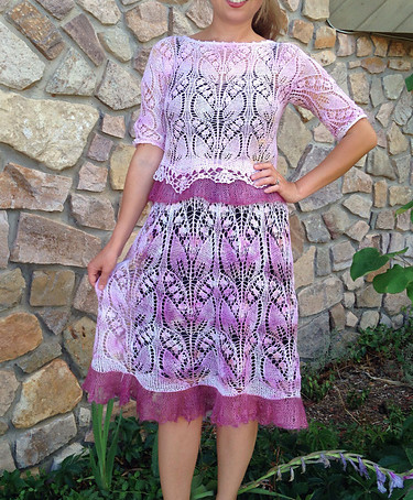Project 38: #25. Top (Топ) and skirt