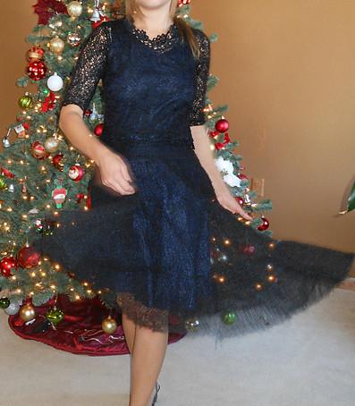 Project 25: VICTORIA - Fine art lace blouse