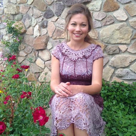 Project 35: Rose Fragrance Аромат роз dress
