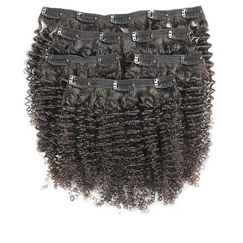 Kinky Curly Clip-ins