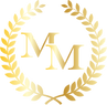 Marion Montgomery Gold Logo