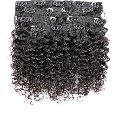 Tight Curl Clip-ins