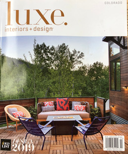 Luxe magazine article
