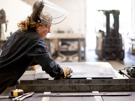 Women in Welding
