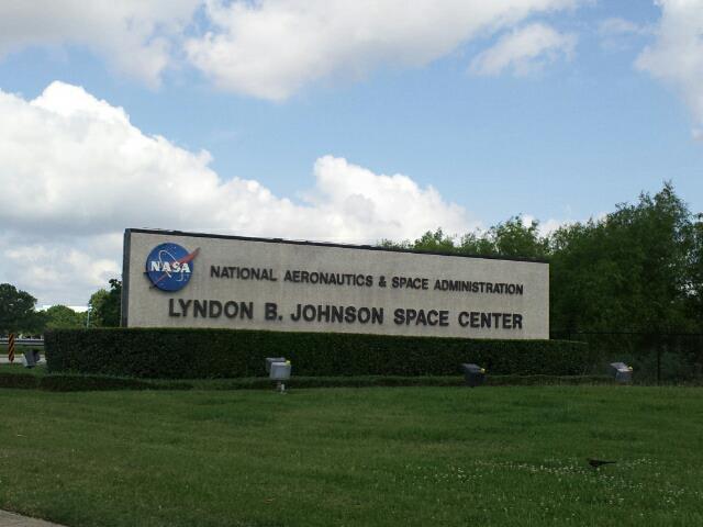 Working at NASA's Johnson Space Center