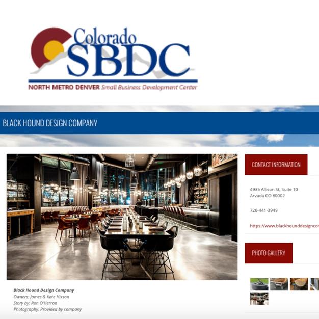 SBDC article