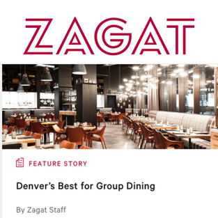 Zagat feature