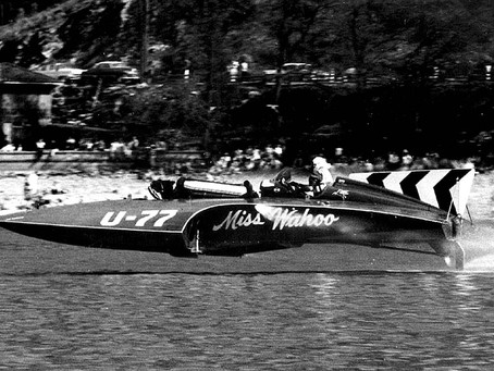 The Extreme Dangers of Unlimited Hydroplane Boat Racing