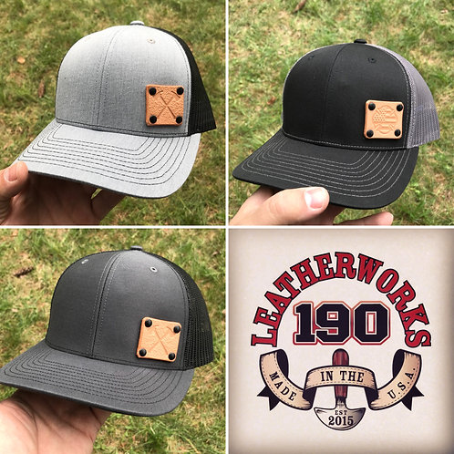 Patch Hat Project