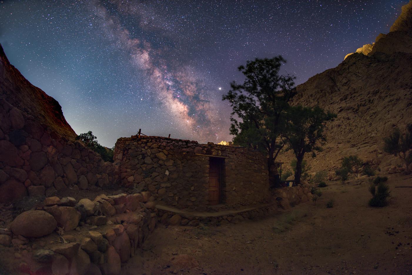 Wadi Al Talaa-st Catherin-Sinai